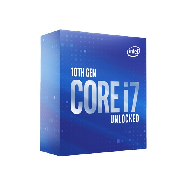 Intel Core i7-10700K Unlocked Desktop Processor 8 Cores,16 Threads up to 5.1 GHz