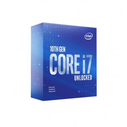 INTEL CORE I7-10700KF UNLOCKED DESKTOP PROCESSOR 8 CORES,16 THREADS UP TO 5.1 GHZ