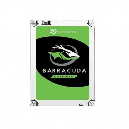 SEAGATE BARRACUDA 2TB SATA 6GB/S HDD