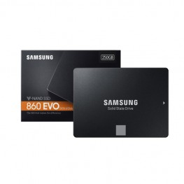 Samsung 860 EVO Series 250GB Internal Solid State Drive (SSD)