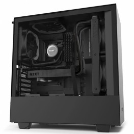 NZXT H510 I BLACK MID-TOWER PC GAMING CASE