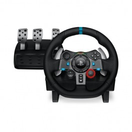 Logitech G29 Driving Force Racing Wheel for PlayStation 4 , 5 and PC