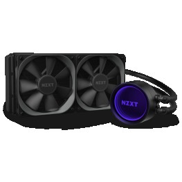 NZXT Kraken X53 240mm AIO Liquid Cooler with RGB LED