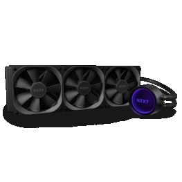 NZXT KRAKEN X73 360MM AIO LIQUID COOLER WITH RGB LED