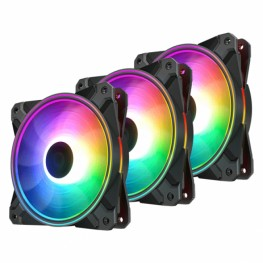 DEEPCOOL CF120 Plus 3 in 1 RGB 120 mm Case Fan